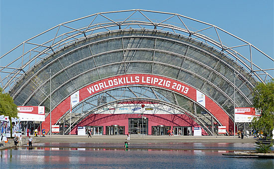 Worldskills in Leipzig 2013
